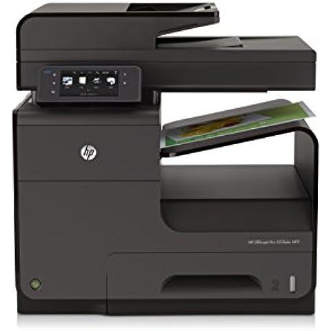 HP Officejet Pro X576dw - Impresora multifunción (Inyección de tinta, Colour, Colour, 70 ppm, 70 ppm, 1200 x 1200 DPI) , color:
