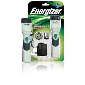 Energizer Wiederaufladbare Notfall Taschenlampe ENRECHTORCH