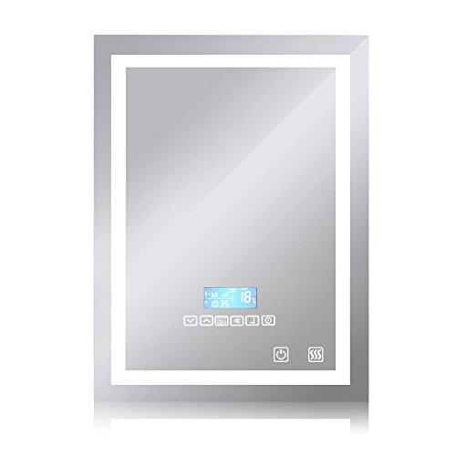 Badezimmerwandspiegel mit Lautsprecher