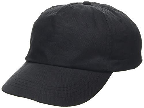US Basic 1202103b Casquette de Baseball Noir Jusqu'à 58 cm