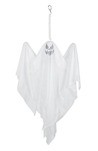 Preisvergleich Produktbild Boland 74512 - Deko Geist,  Dekorationen,  Circa 50 cm,  weiß