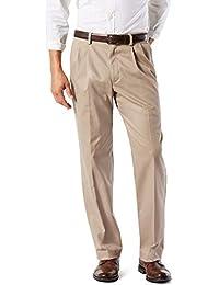 dockers Pantalones de Tiempo Libre para Hombre