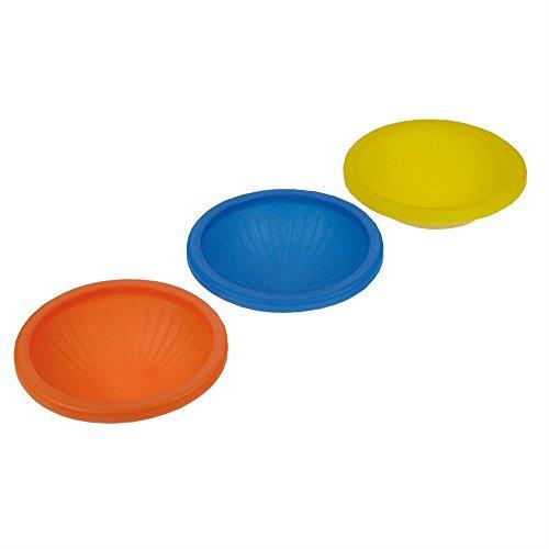 DÖRR Farbfilterset (gelb/blau/orange) für Blitzvorsatz SLR Soft Diffusor PRO