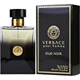 Versace Pour Homme Oud Noir By Versace EDP Spray 3.4 Oz by Versace