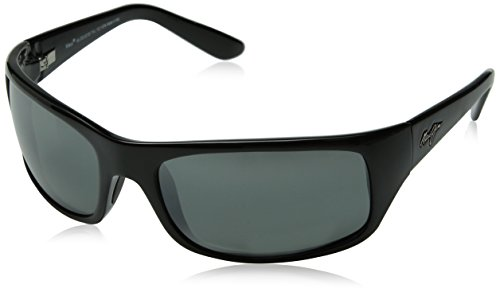 maui-jim-202-02-gloss-black-peahi-rectangle-sunglasses-polarised-driving