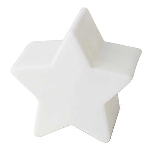 niceEshop(TM) Color Changing LED Star Baby Kid Mood Lamp Night Light Children-Seven Color Changing