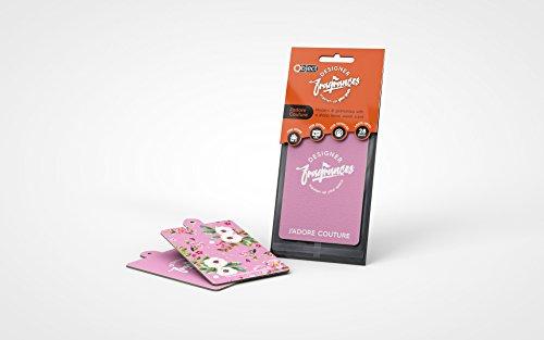 Preisvergleich Produktbild Designer Fragrances Lufterfrischer für Auto oder Zuhause, 3Stück