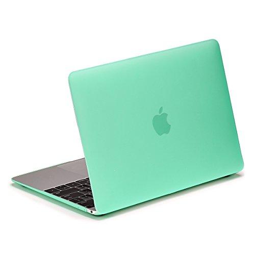 LENTION Funda rígida Puertos Compatible MacBook Retina