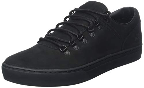Timberland Herren Adventure 2.0 Cupsole Sneaker, Schwarz (Blackout Nubuck 1), 42 EU