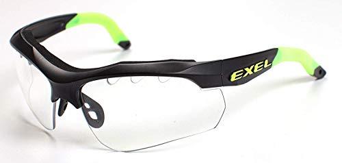 EXEL X100 Senior - Gafas Protectoras Floorball Hockey