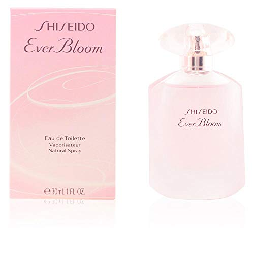 Shiseido Eau de Toilette Damen Ever Bloom 30 ml