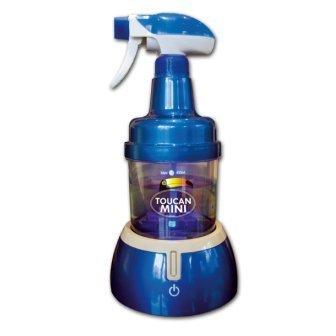 tucan-mini-crea-encendido-demanda-un-antibacteriano-limpiador-de-superficies-y-desinfectante-generad
