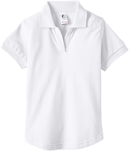 Trutex-Limited-Girls-Fitted-Games-Short-Sleeve-Polo-Shirt