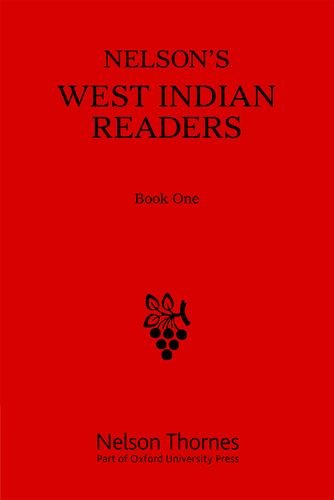 West Indian Readers - Book 1