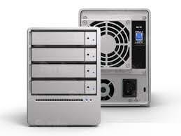 12 TB Ready 4 X 3 TB HDD Stardom SATA III HDD Support