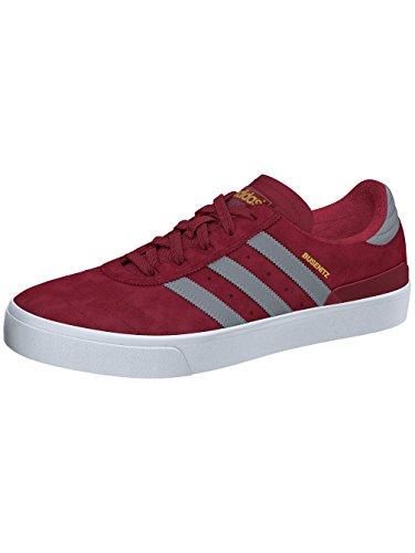 Chaussures Adidas Busenitz Vulc - Borcol / Grdech / FTW Black-Rouge Burgundy/Grey/White