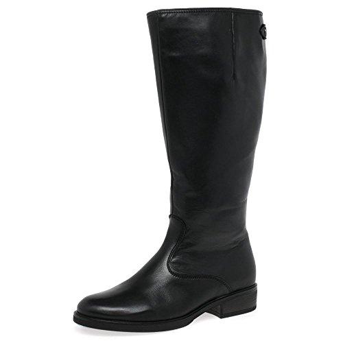 Gabor Wunsch Xl Damen Lange Stiefel 5.5 UK/ 38.5 EU Schwarz