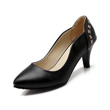 Moda donna sexy sandali scarpe donna Punta rivetto tacchi party di nozze & abito da sera Stiletto Heel donne pompa Red