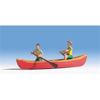 16805 - NOCH - HO - Kanu, (Nicht schwimmfähig) (Spielzeug Kanu)