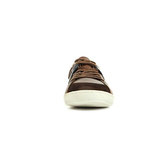 Pantofola d'Oro Savio Romagna Uomo Low, Sneakers basses homme Braun (.Jcu)