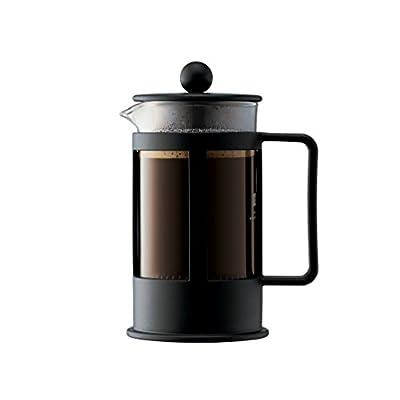 BODUM Kenya Three Cup Coffee Maker - Black