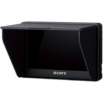 Sony CLM-V55 tragbarer Monitor für Foto- und Videokameras