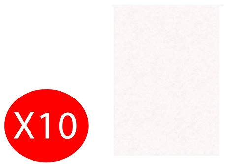 Carta pergamena parchment neutra bianca a3 297x420 160g/mq confezione da 10 fogli