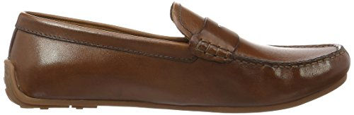 Clarks Reazor Drive, Mocassins Homme Marron (Tan Leather)