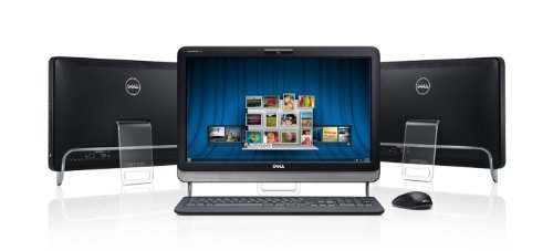 PC und (Multi-Touch)-Bildschirm:Dell Desktop Inspiron One 2205 (7 One Windows Dell In Desktop-all)