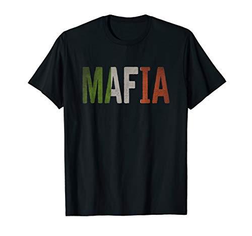 Mafia-Kostüm T-Shirt (Für Mafia-kostüme Frauen)