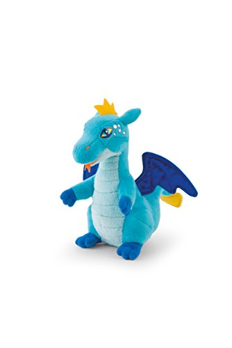 trudi-52430-peluche-mini-dragon-bleu-14-cm
