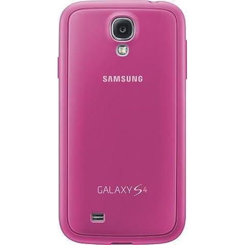 Samsung BT-EFPI950BPEG - Funda para Samsung i9500 Galaxy S4, color rosa