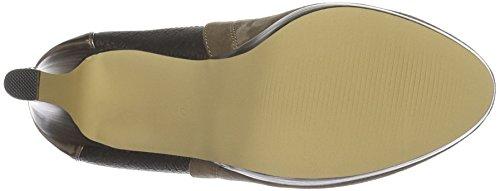 Chelsea Boots La Strada Damen 909536 Beige (2216 - Micro Taupe)