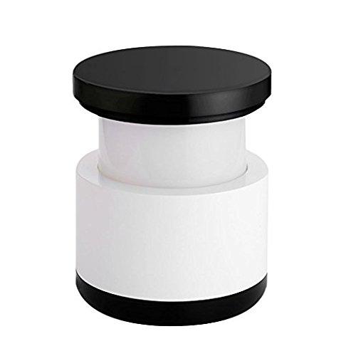 LED-Lampe, Mini Teleskop Licht Handbetätigung Roll-Tisch Lampe, Night Lights mit 1200 mAh Eingebauter Akku für Home/Office/Outdoor-Aktivitäten