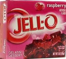 jell-o-raspberry