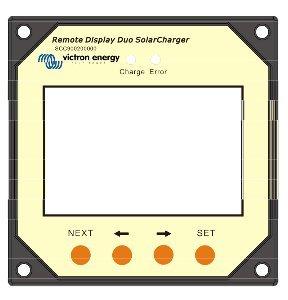 Victron Blue Solar Duo 12/24V-20A - Tableau de commande SCC900200000
