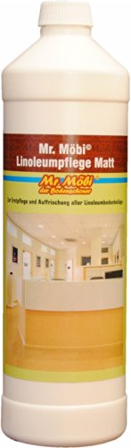 Mr.Möbi© Linoleum Pflege Matt