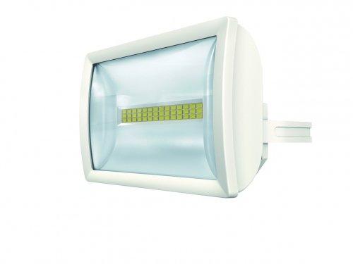 projecteur à led - theben e10l - 10 watts - blanc - theben 1020711