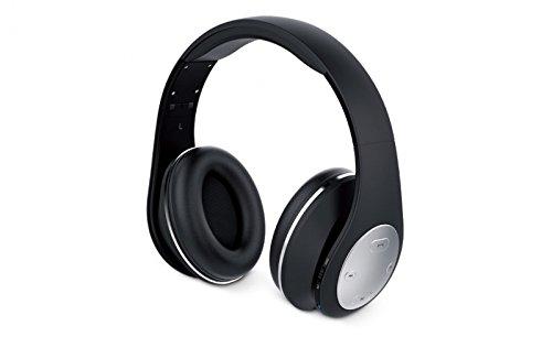 Genius 31710199100 Bluetooth Kopfhörer HS-935BT mit faltbarem Kopfbügel, Stereo schwarz Genius Bluetooth Headset