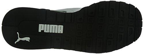 Puma Rx 727, Baskets Basses mixte adulte Noir - Schwarz (black 05)
