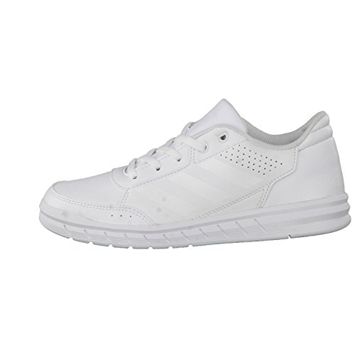 adidas Altasport Cf, Chaussures de Fitness Fille, Blanc/Rose ftwr white/ftwr white/clear grey s12