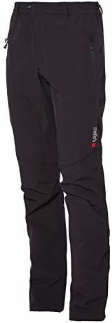Mello's Pantalone Palù, Coloreee Coloreee Coloreee Nero, Taglia 44, Pantalone Stretch, vestibilità Comoda Ideale per Trekking Montagna Escursionismo | Conosciuto per la sua buona qualità  | Conosciuto per la sua eccellente qualità  35d2dd