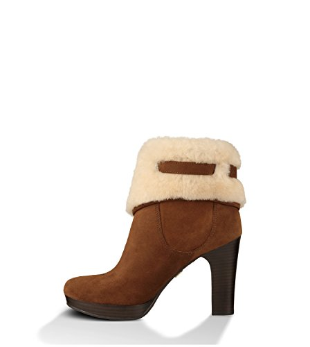 UGG Bottines Scarlett Marron