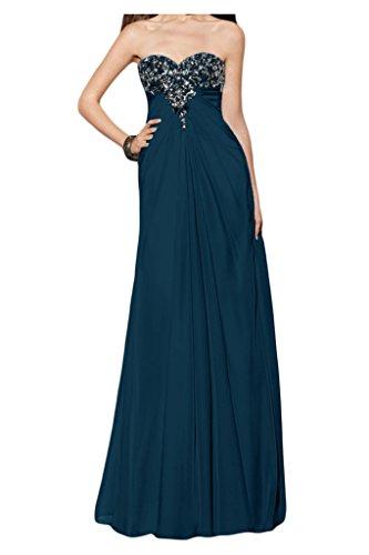 Ivydressing - Robe - Trapèze - Femme Bleu - Tintenblau