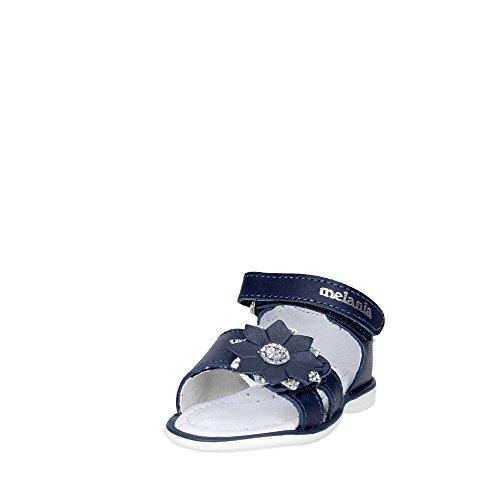 MELANIA ME8000B7E.D Sandale Fille Bleu