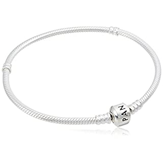 Pandora Women's 925 Sterling Silver Bracelet, 19 cm
