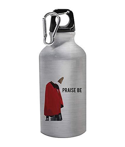 IDcommerce Women Tv Series Phrase Thermo Trinkflasche Carabine Metal Flasche 300ml -