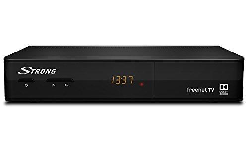 taler terrestrischer HD Receiver - DVBT2 - geeignet für freenet TV - Irdeto - EPG - schwarz ()