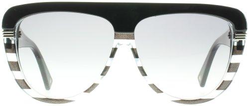 Dior Croisette1 Schwarz Gestreift DTA