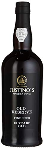 Justino´s Madeira Old Reserve Fine Rich 10 Years Old Complexa trocken (1 x 0.75 l)